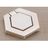 China Simple Invisible Modern Cabinet Hardware For Embedded Drawers / Cabinet Doors wholesale
