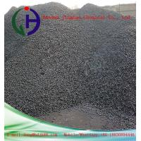 China Dark Solid Modified Coal Tar Pitch Softening Point 112 - 118°C As Binder Material wholesale