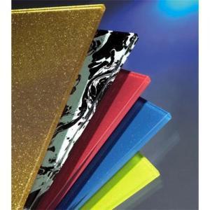 China 3.5-25mm Ceramic coated glass wholesale