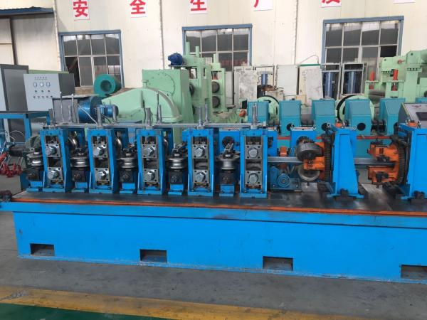 Quality Gas Transportation ERW Pipe Mill Machine Easy Maintenance PLC Controlled for sale