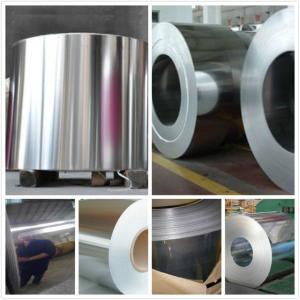 China 2B/BA Finish 201/202/304/321/316 Stainless Steel Roll Sheet / Strap / Circle wholesale