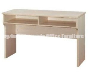 Quality 25 mm E2 MFC desktop Office Computer Desks CD-6608 with 2 mm edging for sale