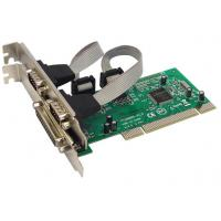 China PCI to 2 Port Serial and 1 Port Parallel  Card, Moschip 9865, PCI Serial Parallel Card wholesale