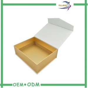 China Stylish Custom Cosmetic Paper Gift Boxes / Craft Cardboard Box wholesale