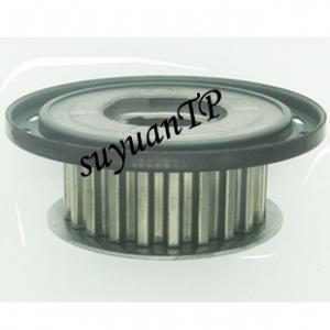 China TOPASIA Cogwheel Crankshaft Automotive Idler Pulleys For Volvo 0805.E5 31251356/ 96 565 845 80 wholesale