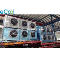 China Double Side Air Blowing Evaporator Unit Refrigeration / Compressor Condenser Evaporator on sale