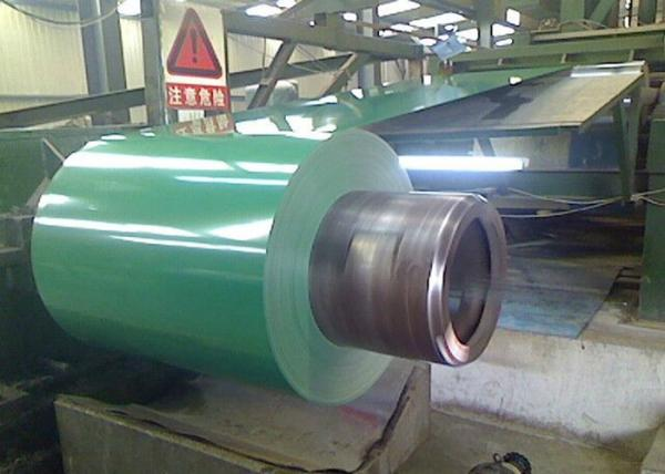 Quality Bright Red / White Grey Pre Painted Galvanized Steel Sheet In Coil Outdoor for sale