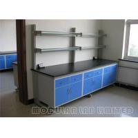 Buy cheap Durable Plastic Laminate PP Laboratory Work Benches Resistance To Corrosion from wholesalers