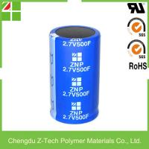 China Ultracapacitor , Super capacitor 50F 2.3V ultra capacitor super farad capacitor cap on sale