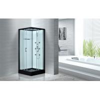 China Free Standing Glass Shower Cubicles 900 X 900 SGS ISO9001 Certification wholesale