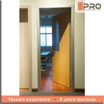 China Modern Design Solid Wood Internal Doors High Strength Durable Performance wholesale