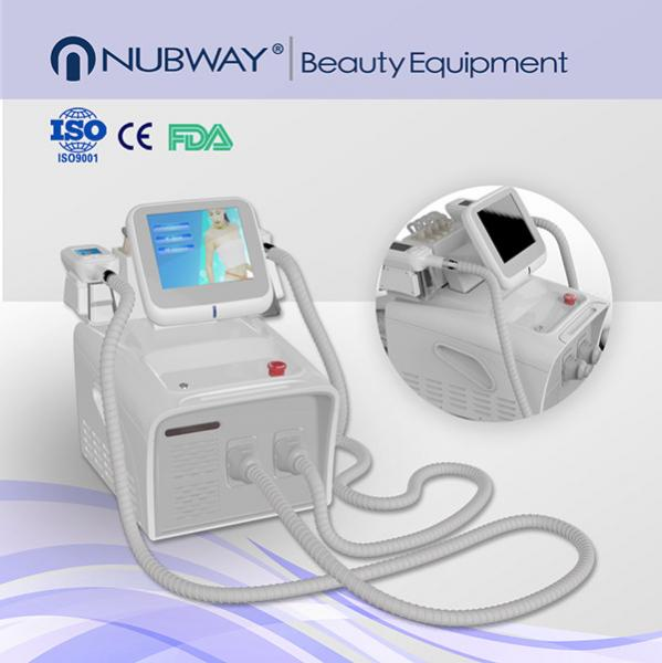Quality 2015 New Portable Cryolipolysis Slimming Machine Cryotherapy / Lipolaser 2-in-1 for sale