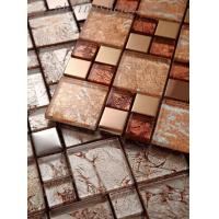 China decorative glass mosaic for wall&floor of kitchen&bathroom on sale
