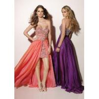 China Sexy Prom Dress Party Gown - Detachable Train (PM006) on sale