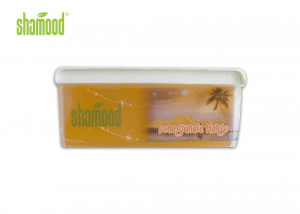 Quality Pomegranate Mango Gel Air Freshener , 8oz Room Odor Eliminator for sale