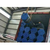 China Galvanized Q235 Welded Mild Carbon Steel ERW Steel Pipe 1/2 inch to 10 inch wholesale