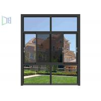 Economic Aluminium Replacement Windows , Space Saving Double Glazed Sliding Windows