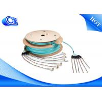 China Armored  Optic Cable Multi Mode 24 Cores For Outdoor Communication wholesale