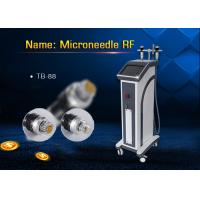 Micro Needles RF Stretch Mark Removal / Wrinkle Removal Fractional RF Beauty Machine