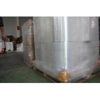 China High Definition Shrink Wrap Plastic Rolls  Food Grade No Residual Glue on sale