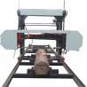 China Quality Band Saw Mill Cheap MJ1000/MJ1300 Portable Horizontal Band Sawmills wholesale