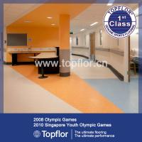 China homogeneous Vinyl Flooring In commercial Display Fashion Floors Shopping center wholesale