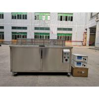 China Brass Faucet Ultrasonic Industrial Ultrasonic Cleaning Tanks Stainless Steel 304 on sale