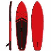 240L Volume All Around SUP Board PVC Rainforced DWF Material For Fishing / Yoga