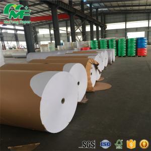China Laminating Film Thermal Paper Jumbo Rolls , Jumbo Thermal Paper Virgin Pulp Style wholesale