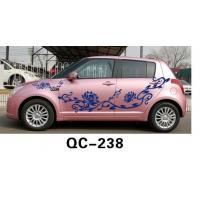 Nontoxic Car Body Sticker QC-238L / Novelty Car Decoration
