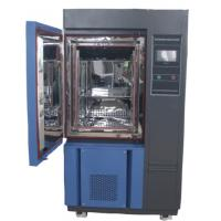China 3 Imported Air Cooled Xenon Test Chamber 1.8KW Wavelength 290~800nm With Turntable wholesale