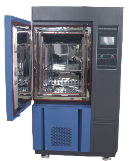 Quality 3 Imported Air Cooled Xenon Test Chamber 1.8KW Wavelength 290~800nm With Turntable for sale