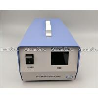 China Spot Plastic Welding Ultrasound Generator 60kHz 100 W Power Supply Long Life wholesale
