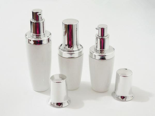 50ml Empty Frosted Glass Bottle For Essential Oil Images