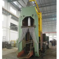 China Feeding Open Large Hydraulic Metal Shear for Scrap MS - 500 10 - 15 Tons / Hr wholesale