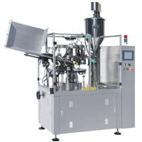 China Intelligent Automatic Tube Filling And Sealing Machine For Soft Plastic Tube on sale