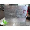 China Professional Metal Building Facade Aluminium Composite Panel For Decoration wholesale