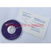 Microsoft Win 10 Pro OEM French Langauge 64 Bit DVD with Product OEM Key Card Activation Online