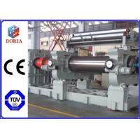 Long Service Life Rubber Mixing Machine Safe Operation With Emergency Stop