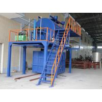 Buy cheap 15KW Foam Recycling Machinery / Waste Sponge Recycling Machine with Steam from wholesalers
