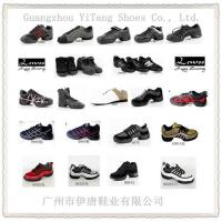 China Wholesale black leather shoes modern shoes jazz style of men and women dance shoes wholesale