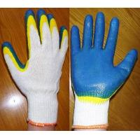 China Double Latex Coated Working Gloves (PM-G10-02) on sale