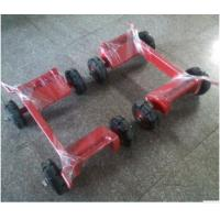 China 1500 LBS hydraulic vehicle positioning jack dolly car tow dolly hydraulic car dolly wholesale