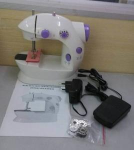 China portable Electric Battery sewing machine ,mini sewing machine wholesale