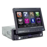"China 7 "" HD sharing digital one din car dvd player with TV/AM/FM/GPS wholesale"