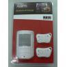 China O sensor de movimento sem fio do baixo indicador PIR alarma CX - MA90 - I com controlo a distância dois wholesale