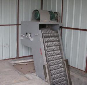 China Stainless Steel Trash Rake Mechanical Bar Screen on sale