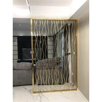 China Cooper  Metal Laser Cut Panels Color stainless steel screens For Facade Wall Cladding  Curtain Wall Ceiling  304 316 wholesale