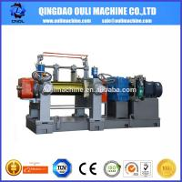 China Rubber Mixing Mill machine / open two roll mill machine/ rubber sheet machine on sale