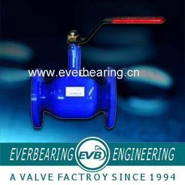 Quality Welded Cast Iron Ball Valve , Carbon Steel Ball Valve For Water-cycling System for sale